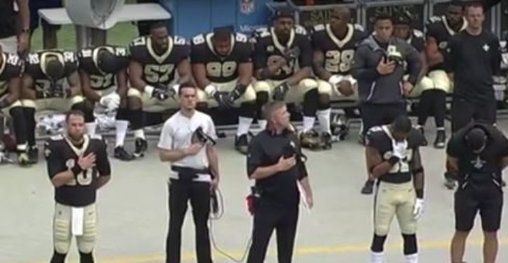 New Orleans Saints season-ticket holder sues for refund over player protests
