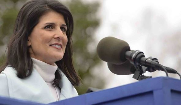 Nikki Haley creates PAC 'laser-focused' on 2022 midterm elections