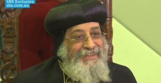 Egypt's Christian leader sides with Palestine, refuses to meet with Pence by LU Staff