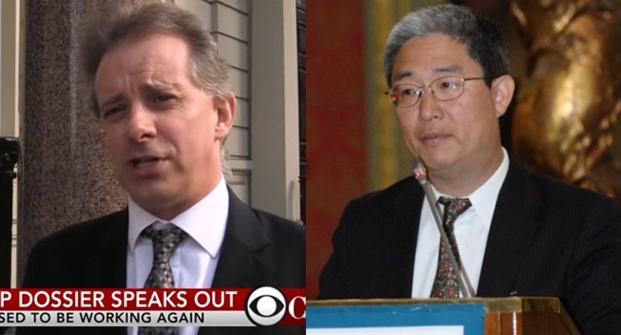 Bruce Ohr testimony: Steele told him in July 2016 that Russian oligarch was investigating Manafort