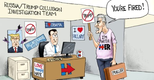 Cartoon of the Day: The Apprentice by A. F. Branco