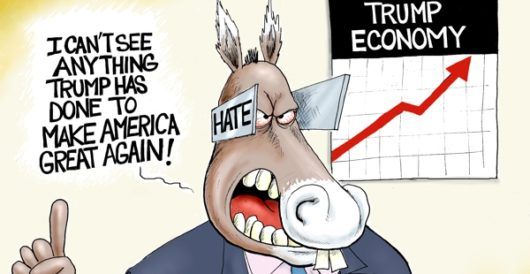 Cartoon of the Day: Willful blindness by A. F. Branco