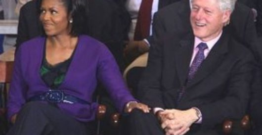 Five times Michelle Obama behaved embarrassingly this year by Rusty Weiss