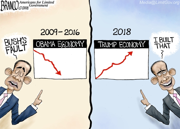 52% see Obama's economic policies as better model for Biden than Trump's