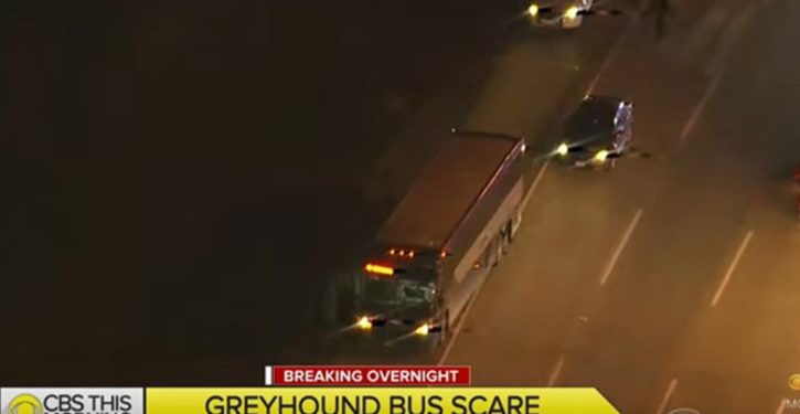Man who threatened Greyhound bus full of passengers is previously-deported illegal