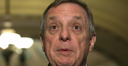Veteran Dem Sen. Dick Durbin reacts to Green New Deal: 'What in the heck is this?' by Daily Caller News Foundation