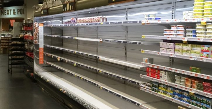 Panic food buying could lead to international crisis, UN economist says