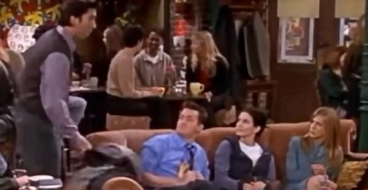 Down the rabbit hole: Millennials hold two-minute hate for 'Friends'