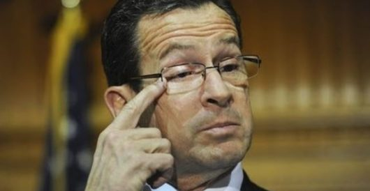 CT Gov. Dannel Malloy foments violence against NRA: 'There is blood on their hands' by Joe Newby