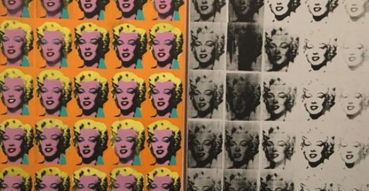 Baltimore museum selling works by Warhols, other white males, to make space for art by women, minorities
