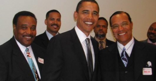 WaPo 'accidentally' characterizes Louis Farrakhan as 'far-right' by Ben Bowles