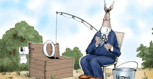 Cartoon of the Day: Looking for love by A. F. Branco