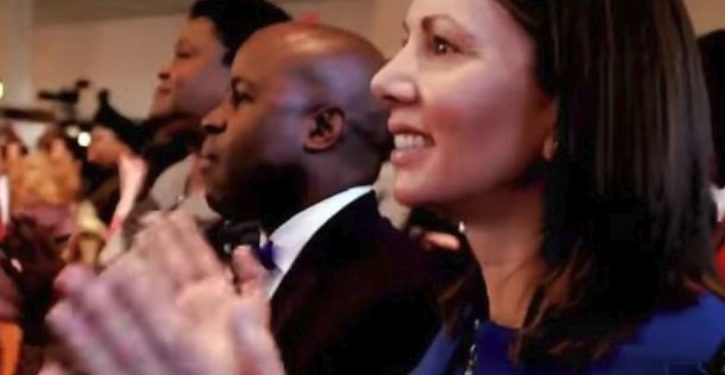 White Democrat running for Georgia governor accused of culturally appropriating MLK's image