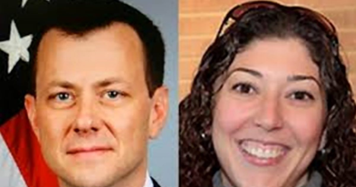 New Strzok-Page texts show media leak strategy in 2017 to foster Russiagate narrative - Liberty Unyielding
