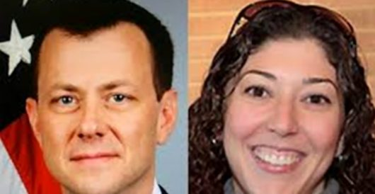 Day after being 'cleared' by Horowitz report Lisa Page sues FBI and DOJ by Jeff Dunetz