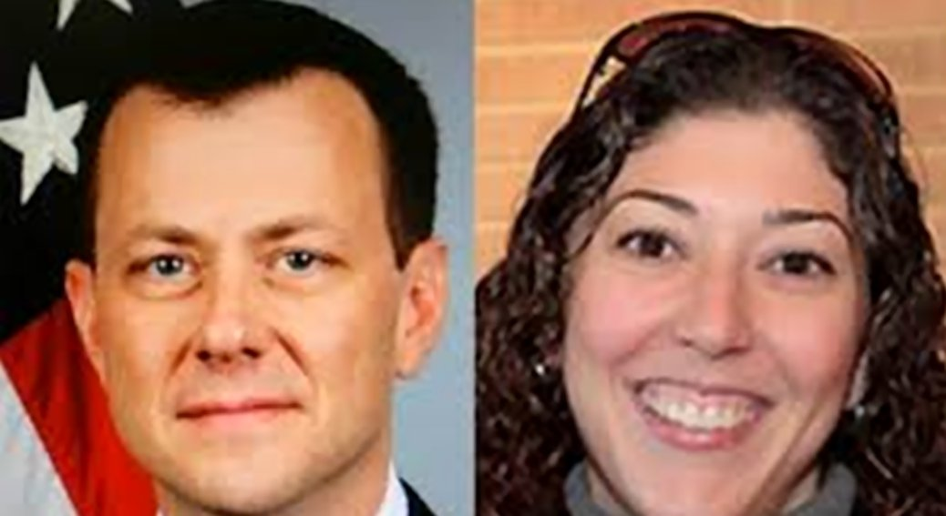 Strzok and Page claim 'insurance policy' text was about whether to 'burn longstanding sources'