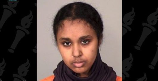 Muslim ex-coed sets fires at Minneapolis college hoping to 'burn it to ground,' 'hurt people' by Howard Portnoy