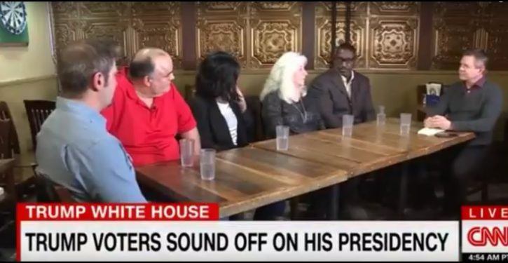 CNN interviewed Dems from Ohio who voted for Trump to see if there were regrets