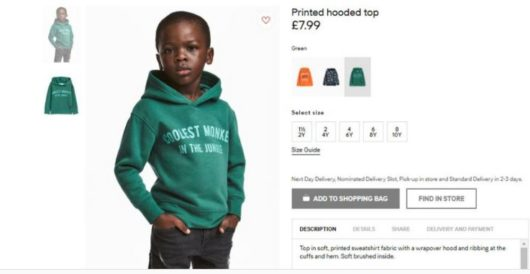 'Slavery gets sh*t done': Why are major retailers willing to sell clothing with racist messages? by Howard Portnoy