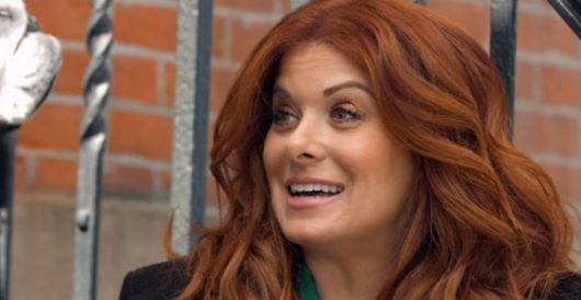 Trump schedules Beverly Hills fundraiser. Actress Debra Messing wants to 'out' attendees by LU Staff