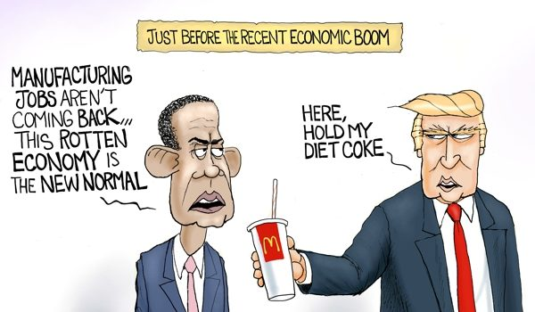 Cartoon of the Day: MAGA boom by A. F. Branco