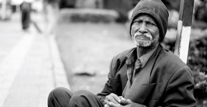 Why is liberal California the poverty capital of America?
