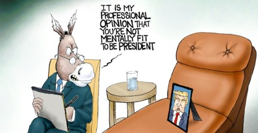 Cartoon of the Day: Ethics, shmethics by A. F. Branco