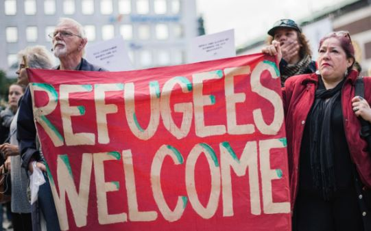 North Dakota county debating becoming first to bar new refugees