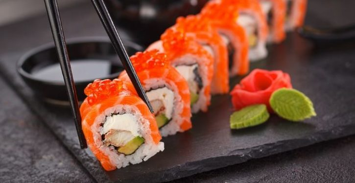 Five-foot long tapeworm came 'wriggling out' of body of man who ate sushi daily