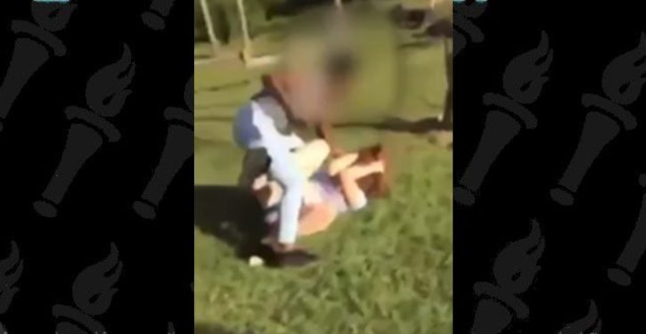 13-year-old girl savagely beaten by 14-year-old, onlookers record assault without intervening