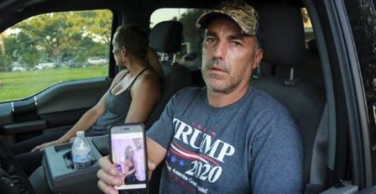 Soulless liberal heathens attack grieving father of Parkland victim because of his t-shirt by Joe Newby