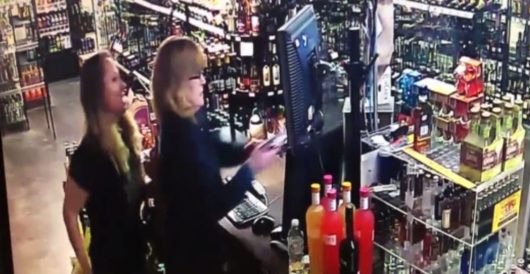 'Not going to be victims': Mother-daughter pair makes armed stand in liquor store by LU Staff