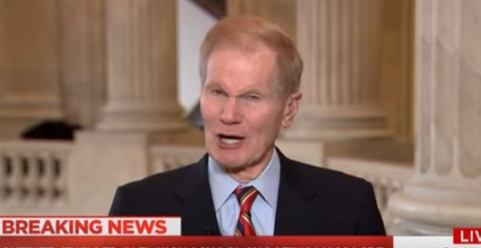Sen. Bill Nelson's post-shooting rant is reminder of Dems' bait and switch on 'gun control' by Jeff Dunetz