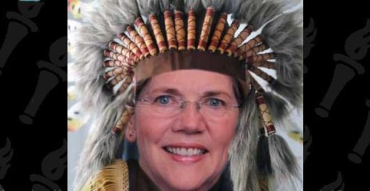 Media biased in favor of Elizabeth Warren on ancestry claim despite compelling evidence against it by Hans Bader