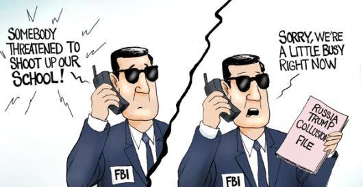 Cartoon bonus: Who you gonna call? by A. F. Branco