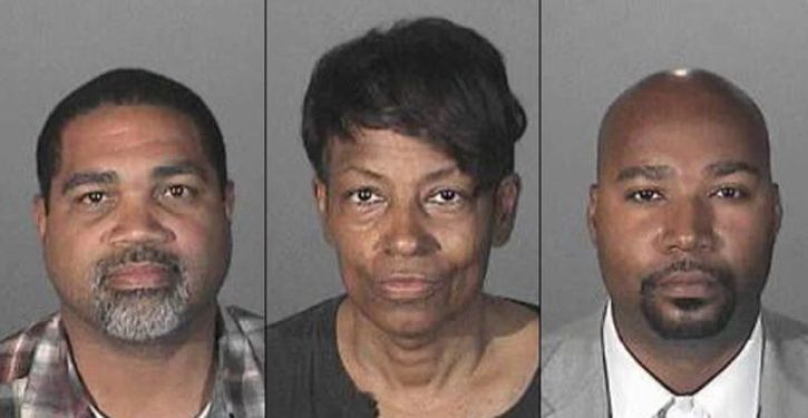 Kamala Harris aide, 2 others arrested after allegedly running fake police force in Santa Clarita