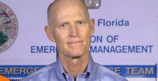 'Children' sue Fla. Gov. Rick Scott for failure to stop oceans from rising by Joe Newby