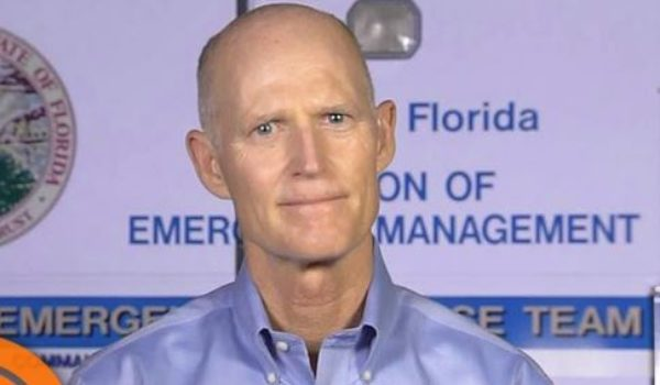 A shoe drops: Gov. Rick Scott says Florida will prohibit anyone under 21 from buying a gun by LU Staff