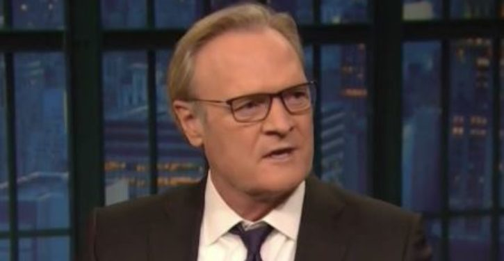 MSNBC's Lawrence O'Donnell accuses CNN of helping Trump spread lies