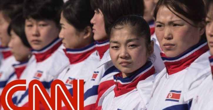 To avoid defection, N. Korea Olympic athletes kept under 24 hour guard, including pee breaks