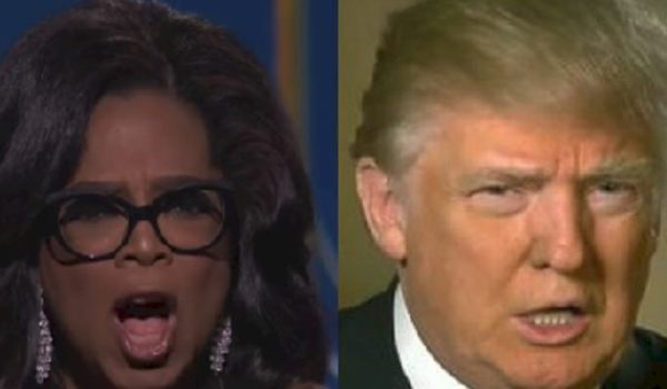Why Trump vs. Oprah 2020 would be the greatest show on earth by Myra Adams