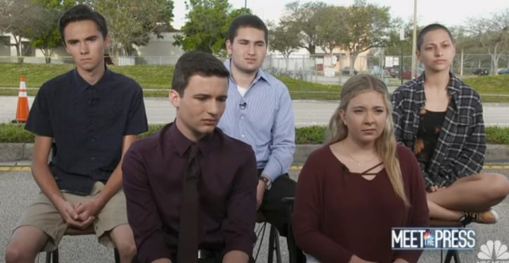 What it's like at the HQ of the Sudden Teen Activists from the Parkland shooting