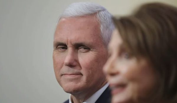 At CPAC, Mike Pence destroys Nancy Pelosi, to thunderous applause by LU Staff