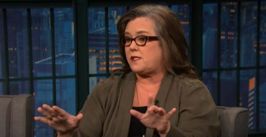 Rosie O'Donnell finds art therapy for her Trump trauma by J.E. Dyer