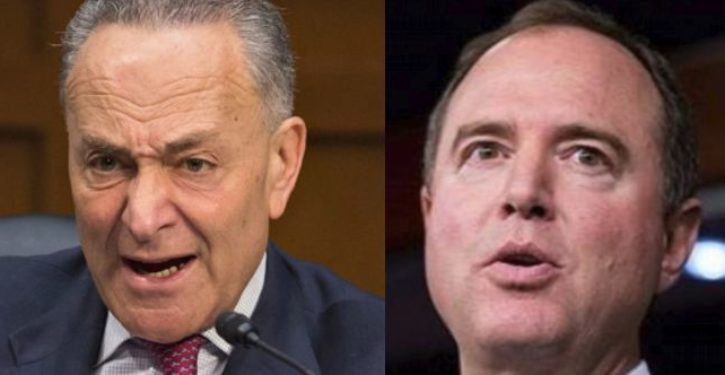 Dems and MSM peform Act 2 of their drama over release of Nunes memo: feigned outrage