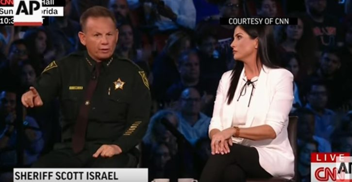 Huh? This is why CNN's Parkland town hall event nabbed a Cronkite Award?
