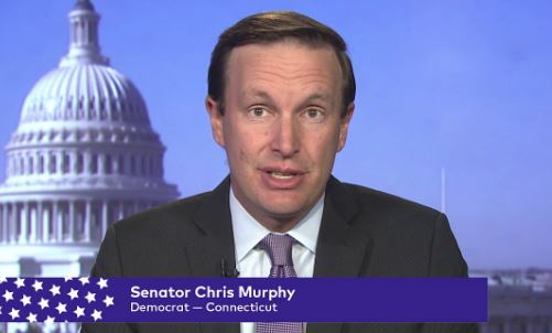 Sen. Chris Murphy (D-CT) admits to unreported meeting with Iranian FM Javad Zarif