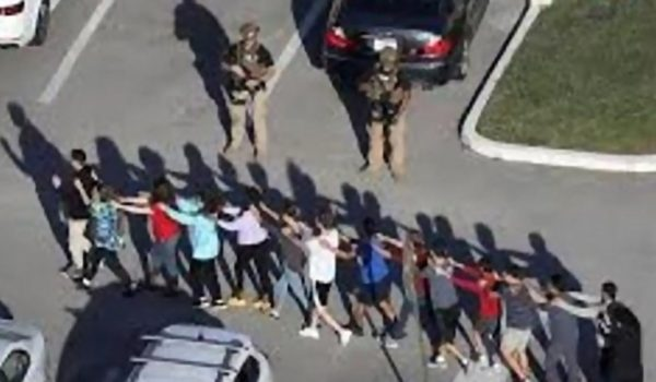 A month after Parkland shooting, deputy assigned to Stoneman Douglas HS found sleeping on job by Howard Portnoy