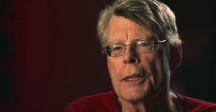 Novelist Stephen King's reaction to Mollie Tibbetts murder: Hey, what about the Las Vegas shooter?