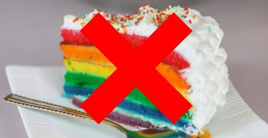 Calif. judge rules bakeshop owner doesn't have to bake wedding cake for gay couple by LU Staff